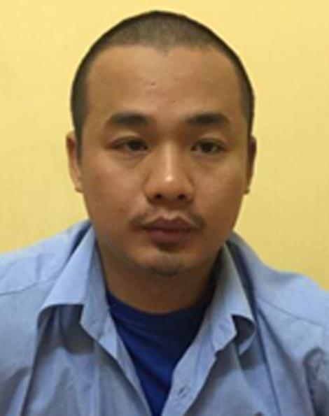 Đối tượng cầm đầu Nguyễn Xuân Quyền tại cơ quan điều tra