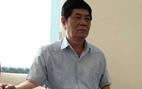 Ông Nguyễn Phong Quang trả lời phỏng vấn VOV