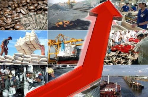 Tăng trưởng GDP của Việt Nam 2017 có thể đạt 6-6,7%.