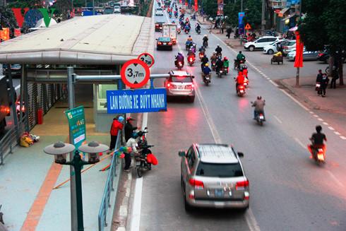 Buýt nhanh BRT sẽ không tránh khỏi những hạn chế ban đầu.