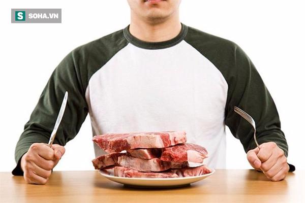 Trên thực tế, cả táo bón và ung thư đại tràng đều có nguyên nhân chủ yếu bắt nguồn từ chế độ ăn uống của người bệnh. (Ảnh minh họa).