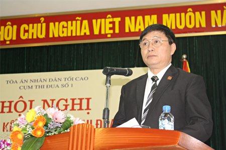 Ông Nguyễn Đức Bình