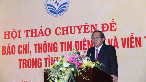 Bộ trưởng TT&TT Trương Minh Tuấn