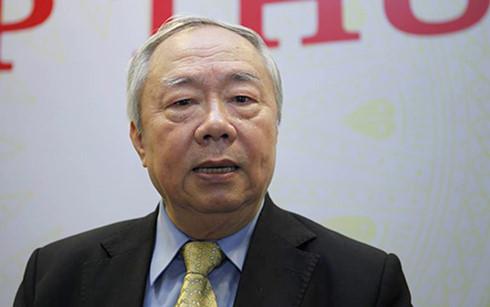 Ông Vũ Mão - nguyên Chủ nhiệm Văn phòng Quốc hội.