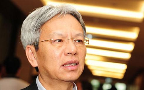 Tiến sỹ Nguyễn Sĩ Dũng - Nguyên Phó Chủ nhiệm Văn phòng Quốc hội