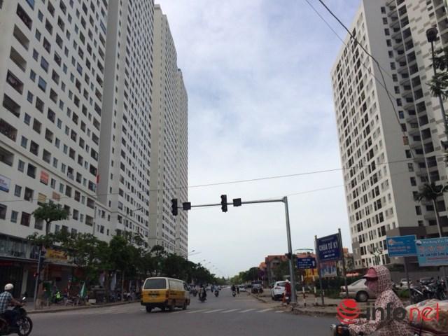 Hà Nội: Nhà cao tầng mọc như nấm, khu đô thị kiểu mẫu Linh Đàm hết thời kiểu mẫu - Ảnh 1.