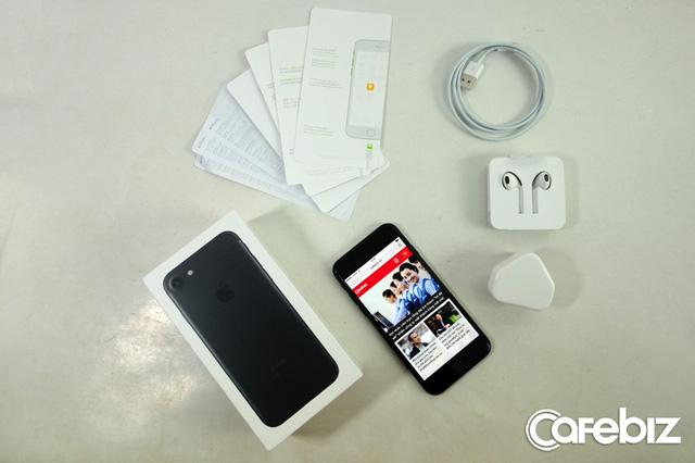 Lộ giá bán iPhone 7 chính hãng tại Việt Nam: cuối tháng 10 bán ra, cao nhất gần 28 triệu - Ảnh 1.