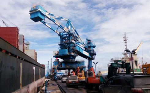 Cảng than nhiệt điện Duyên Hải