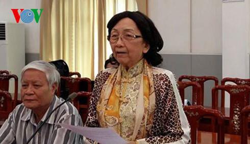 GS Phạm Thị Trân Châu