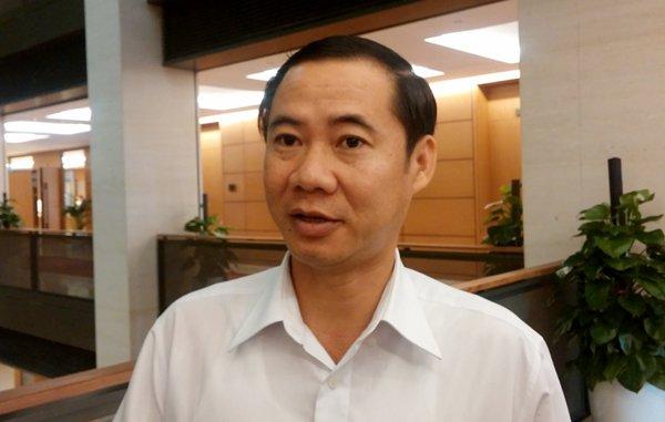 ĐB Nguyễn Thái Học. Ảnh: T.Hạnh