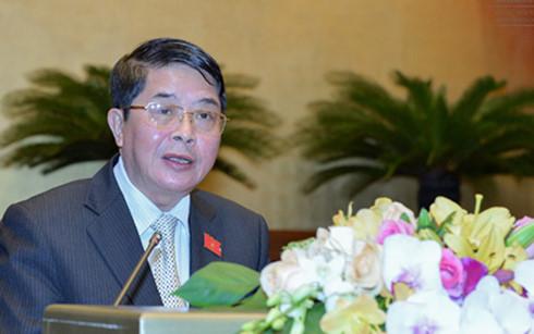 Chủ nhiệm Uỷ ban Tài chính Ngân sách của Quốc hội Nguyễn Đức Hải