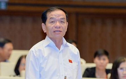 Đại biểu Quốc hội Lê Thanh Vân – Uỷ viên thường trực Uỷ ban Tài chính - Ngân sách