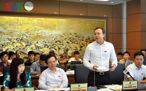 Đại biểu Quốc hội Phạm Quang Thanh