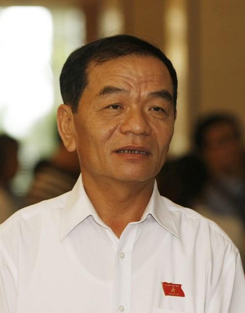 Ông Lê Thanh Vân, Ủy viên Thường trực Ủy ban Tài chính - Ngân sách của Quốc hội.