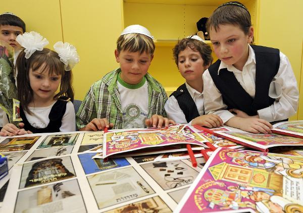Trẻ em Do Thái luôn được khuyến khích đặt câu hỏi và tự đi tìm câu trả lời cho những câu hỏi của bản thân.