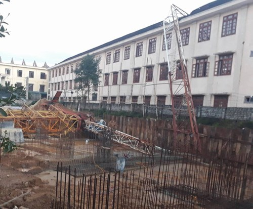Công trình xây dựng được 5 tháng vẫn chưa hoàng thiện bản vẽ thi công công trình