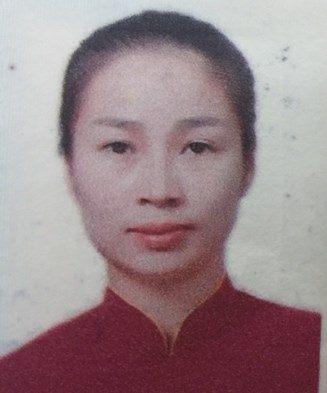 Cựu nữ tiếp viên hàng không Ngọc Anh.