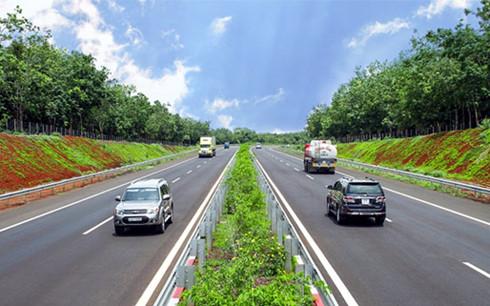 Mục tiêu đến năm 2020 sẽ hoàn thành việc kết nối các tuyến trên tuyến cao tốc Bắc - Nam. (Ảnh minh họa: Internet)