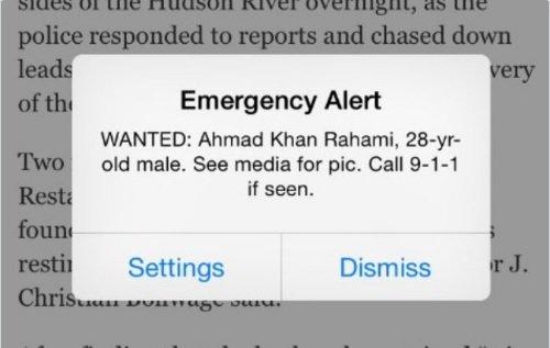 Tin nhắn được cơ quan chức năng gửi đến điện thoại di động của người dân - Ảnh chụp lại màn hình