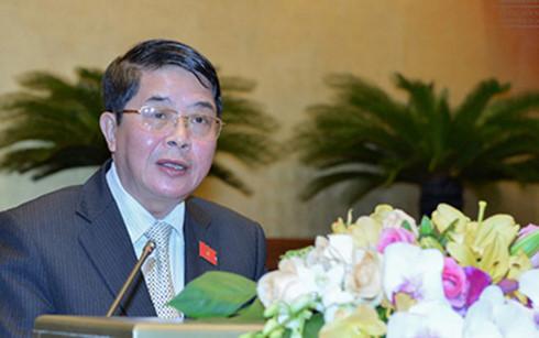 Ông Nguyễn Đức Hải - Chủ nhiệm Ủy ban Tài chính và Ngân sách của Quốc hội