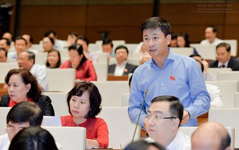Đại biểu Nguyễn Phi Thường