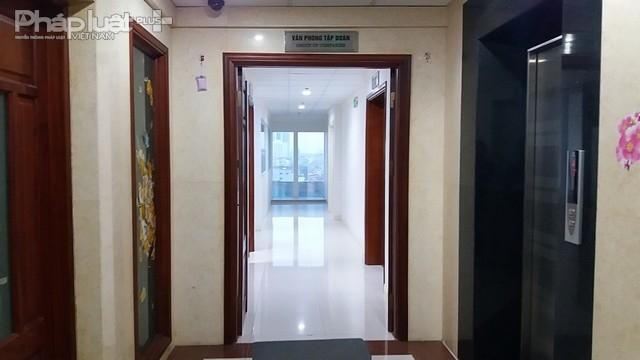 Hiện nay hầu hết các tầng của tòa nhà đều được cho thuê để đặt văn phòng.
