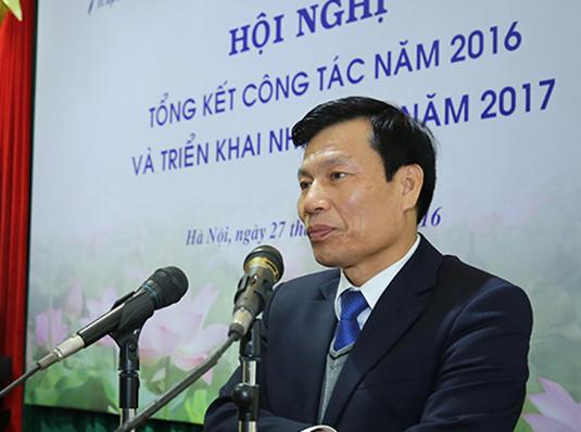 Bộ trưởng Bộ VHTTDL Nguyễn Ngọc Thiện chỉ đạo tại Hội nghị