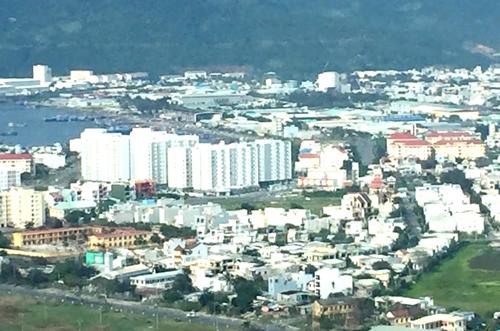 Khu dân cư mới Vũng Thùng. Ảnh: VGP/Minh Hùng