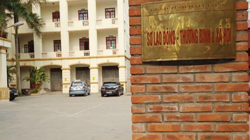 7 người ở Sở LĐ-TB-XH tỉnh Hải Dương xin không tiếp tục nhiệm vụ phó phòng.