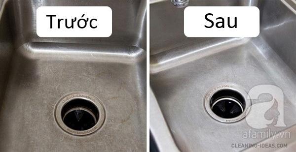 Biết 14 mẹo nhỏ dưới đây, nhà bếp của bạn lúc nào cũng gọn gàng và sạch sẽ - Ảnh 3.