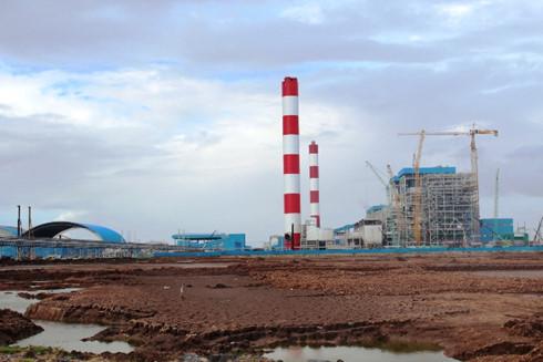 Cụm công trình tại Trung tâm nhiệt điện Duyên Hải – Trà Vinh