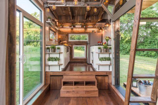 Các khu vực chức năng trong nhà được bố trí vô cùng khoa học và sạch đẹp.