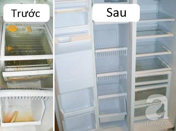 Biết 14 mẹo nhỏ dưới đây, nhà bếp của bạn lúc nào cũng gọn gàng và sạch sẽ - Ảnh 7.