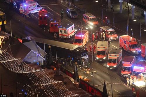 Hiện chưa có tổ chức nào đứng lên nhận trách nhiệm cho vụ tấn công này.