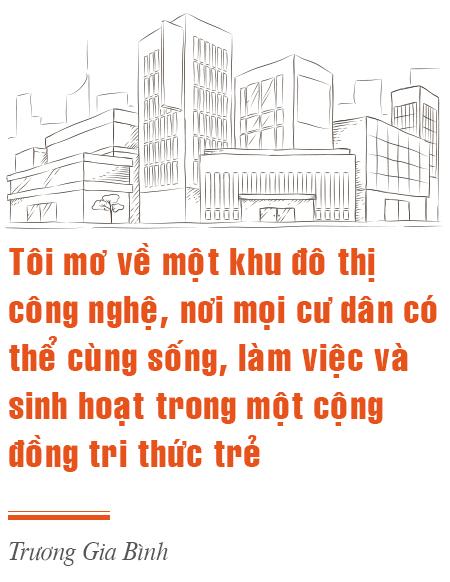 """Chủ tịch FPT Trương Gia Bình: """"Ai cũng có một giấc mơ… Tôi mơ về một thành phố công nghệ"""" - Ảnh 4."""