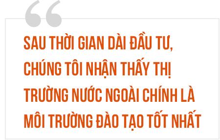 """Phó tổng giám đốc Viettel Lê Đăng Dũng: """"Chúng tôi vẫn nuôi giấc mơ vào châu Âu"""" - Ảnh 4."""