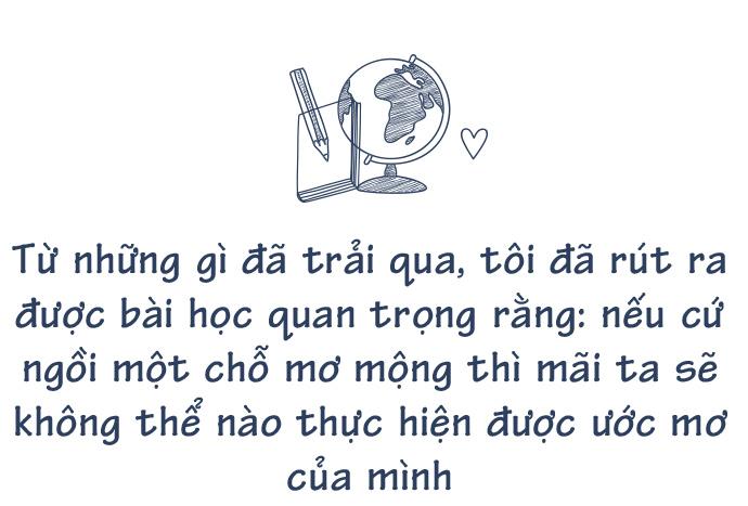 Cô gái Ta ba lô trên đất Á: Không thử những điều chưa bao giờ làm, tôi sẽ không trở thành người tôi mong muốn - Ảnh 11.