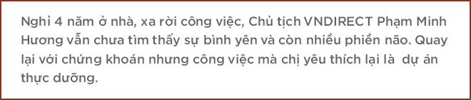 """Chủ tịch chứng khoán VNDIRECT: """"Tôi đã thay đổi. Nếu không, chẳng lẽ tôi vẫn si mê như ngày hôm qua"""" - Ảnh 1."""