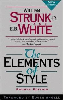 Tác giả: William Strunk Jr. và EB White