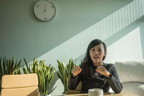 Jean Liu, người phụ nữ khiến Uber gục ngã ở Trung Quốc. Ảnh: FT