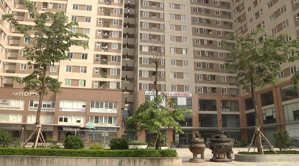Các căn tại CT1A và CT1B có giá từ 13-16 triệu đồng/m2 và có thể vào ở luôn.