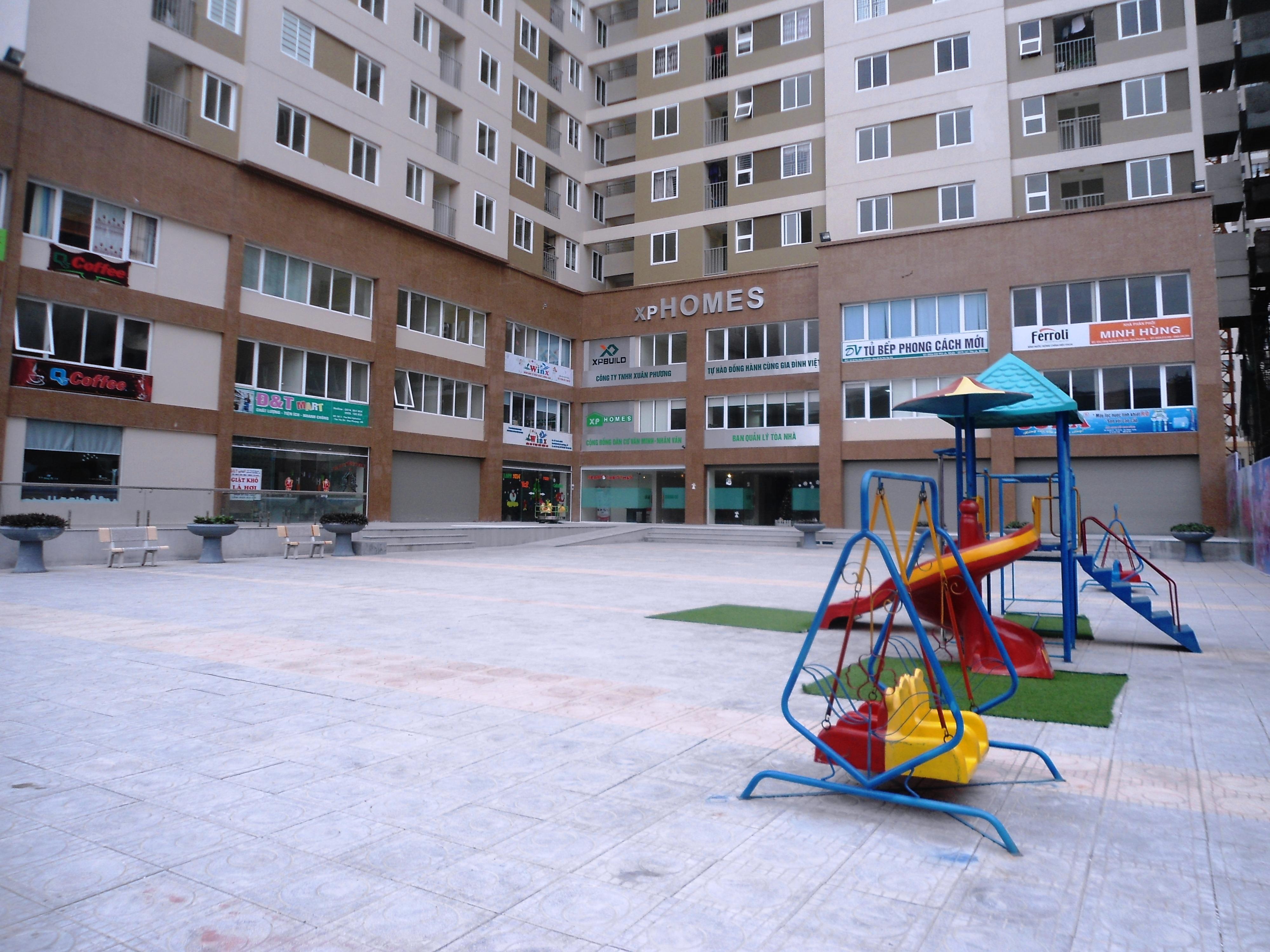 Hạ tầng xung quanh dự án đã được hoàn thiện và đưa vào sử dụng.