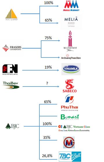 TTC Holdings đang đầu tư hàng tỷ USD vào Việt Nam