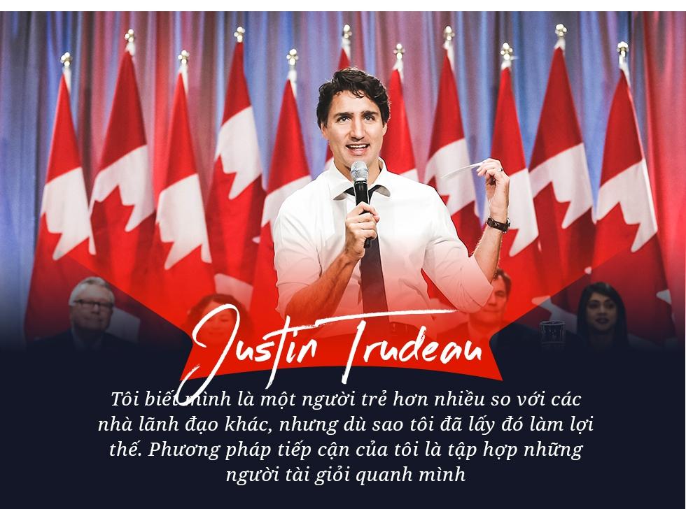 """Chân dung người đàn ông """"quyến rũ đến từng centimet"""" vượt qua bi kịch để trở thành Thủ tướng Canada - Ảnh 13."""