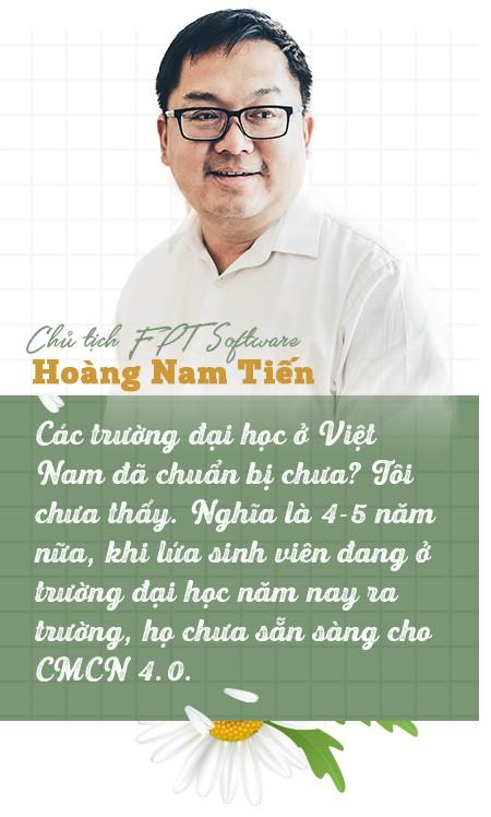 Chủ tịch FPT Software Hoàng Nam Tiến: Khởi nghiệp thời cách mạng 4.0 không đơn giản như Jack Ma nói! - Ảnh 12.