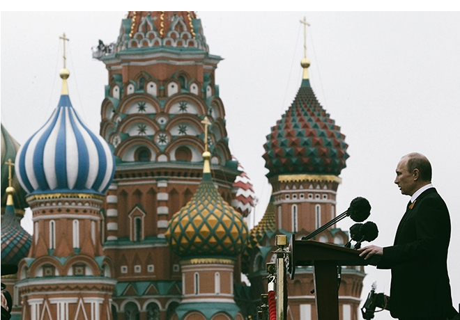 Tổng thống Putin: Người đàn ông chống lại cả phương Tây, đặt kỳ vọng lớn lao vào châu Á - Ảnh 10.