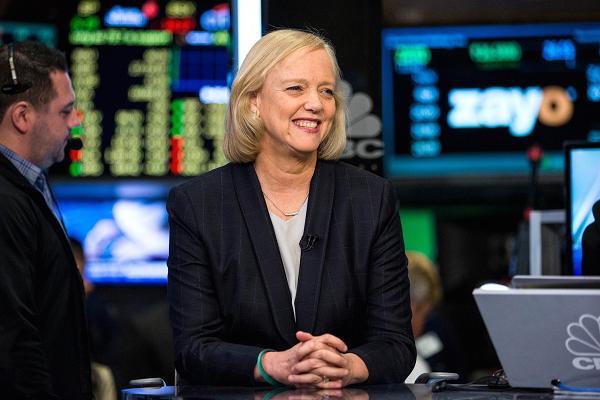 Bà Meg Whitman, CEO của Hewlett-Packard từng chơi nhiều môn thể thao khác nhau.