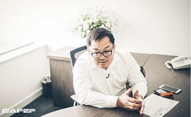 Chủ tịch FPT Software Hoàng Nam Tiến: Khởi nghiệp thời cách mạng 4.0 không đơn giản như Jack Ma nói! - Ảnh 1.