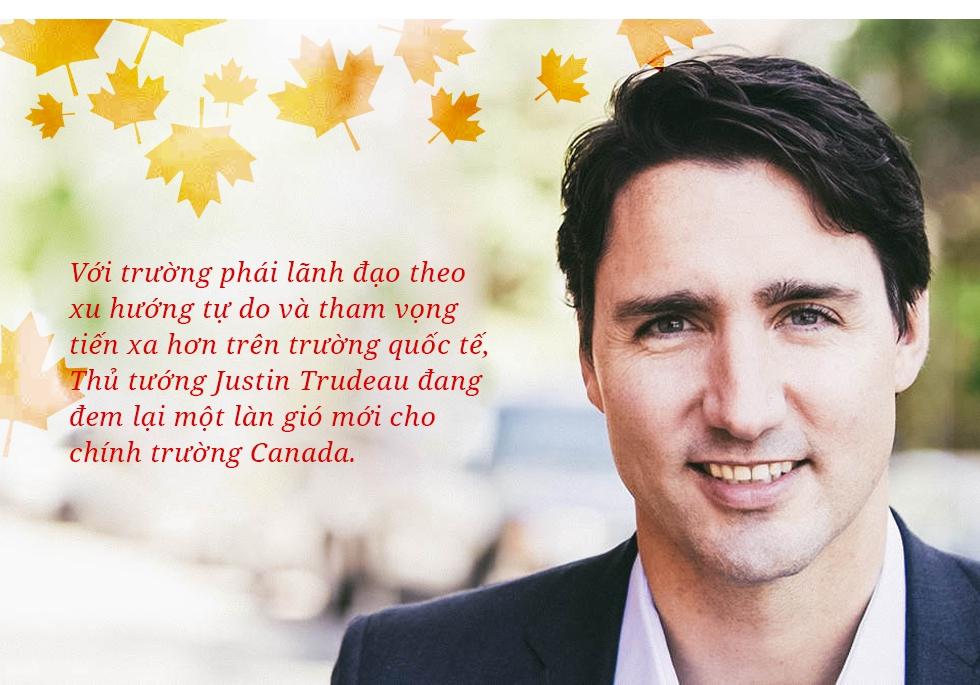 """Chân dung người đàn ông """"quyến rũ đến từng centimet"""" vượt qua bi kịch để trở thành Thủ tướng Canada - Ảnh 15."""