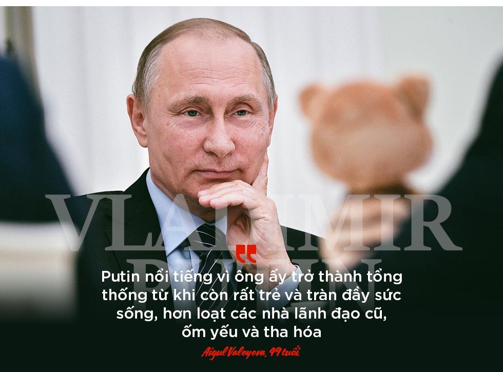 Tổng thống Putin: Người đàn ông chống lại cả phương Tây, đặt kỳ vọng lớn lao vào châu Á - Ảnh 14.